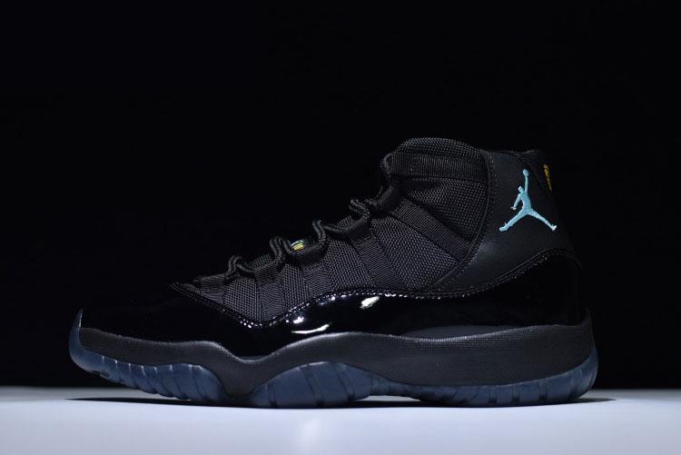 "2018 Air Jordan 11 XI Retro ""Gamma Blue"" Men and Women Shoes Sale"