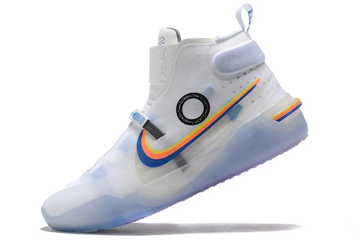 2019 Nike Kobe AD NXT White/Blue/Yellow/Orange For Sale