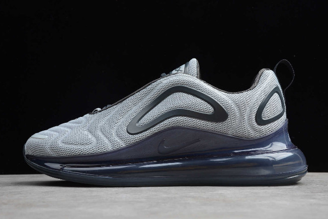 Nike Air Max 720 Wolf Grey Anthracite Casual Shoes