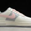 2020 Cheap Women's Shoes Nike Air Force 1 Low Beige/Grey-Pink CW7584-101-1