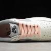 2020 Cheap Women's Shoes Nike Air Force 1 Low Beige/Grey-Pink CW7584-101-3