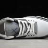 2020 KAWS x Air Jordan 3 Fresh Water White/Light Grey Sneakers-2