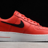 "New Release Nike Air Force 1 Low ""Cut Out Swoosh"" CZ7377-600-1"