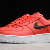 "New Release Nike Air Force 1 Low ""Cut Out Swoosh"" CZ7377-600-2"
