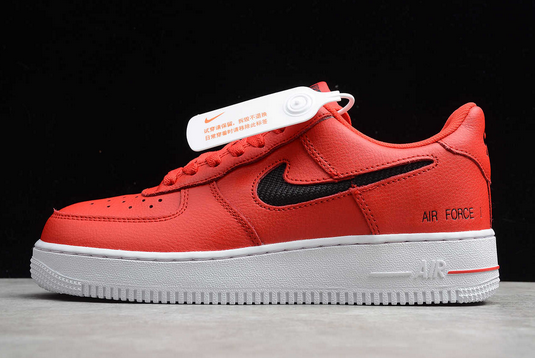 "New Release Nike Air Force 1 Low ""Cut Out Swoosh"" CZ7377-600"