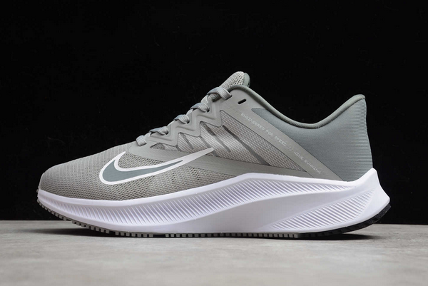 2020 Cheap Nike Quest 3 Smoke Grey/White For Sale Online CD0230-003