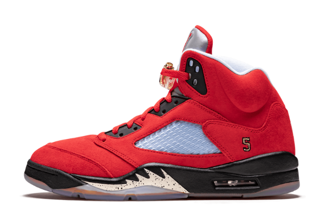 2020 Cheap Air Jordan 5 Trophy Room University Red CN2317-600