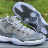 """2020 New Air Jordan 11 Retro """"Cool Grey"""" Sale 378037-001-2"""
