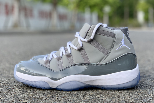 "2020 New Air Jordan 11 Retro ""Cool Grey"" Sale 378037-001"