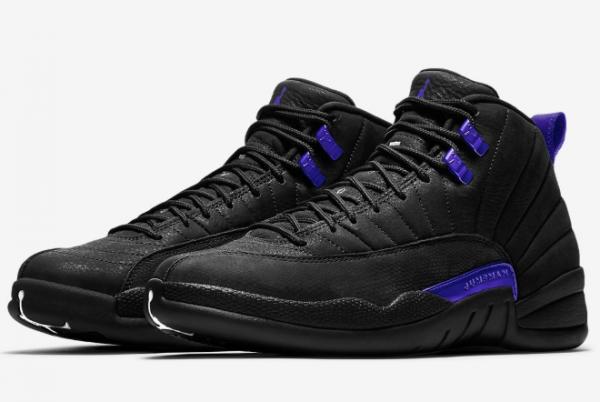 """2020 New Air Jordan 12s """"Dark Concord"""" Sneaker For Sale CT8013-005"""