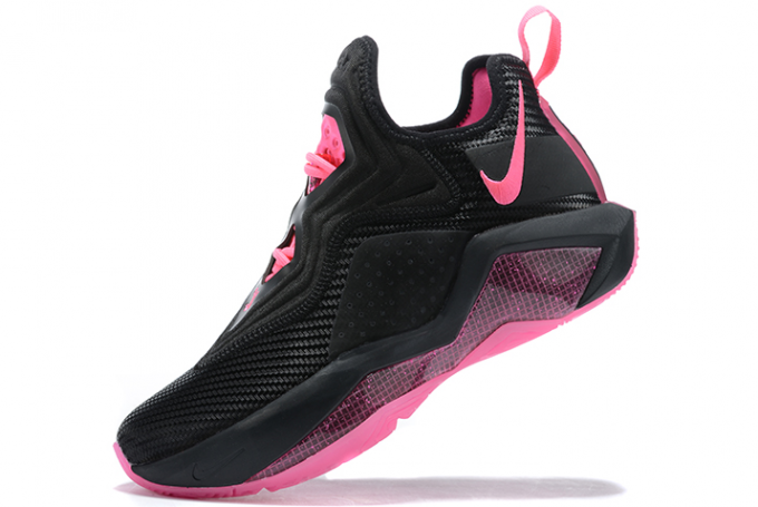 "2020 New Nike LeBron Soldier 14 ""Kay Yow"" Shoes"