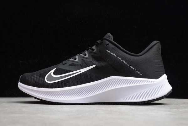 Arrival Nike Quest 3 Black White CD0230-002 Shoes