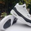 Cheap Fragment x Air Jordan 3 In White/Black DA3595-100-2