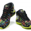 "Nike KD 13 ""EYBL"" Multi-Color Basketball Shoes-2"