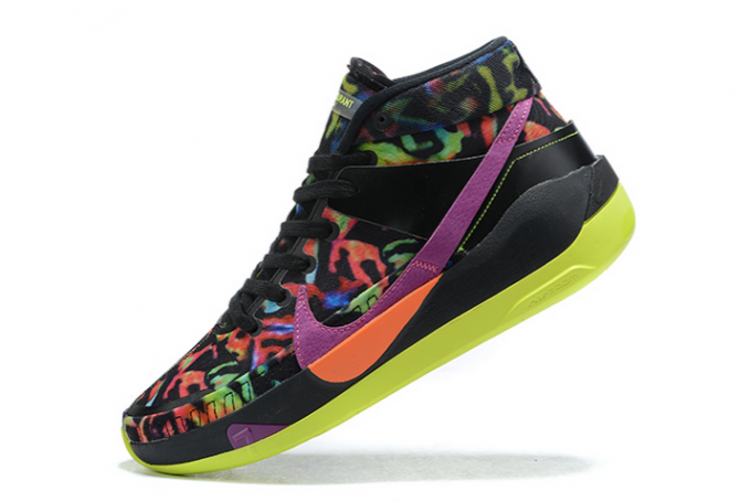 "Nike KD 13 ""EYBL"" Multi-Color Basketball Shoes"