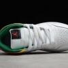 2020 Latest Kids Air Jordan 1 Mid Alternate Multi-Color Shoes 554725-128-3