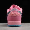 2020 New Grateful Dead x Nike SB Dunk Low Pink Bear Shoes CJ5378-600-4