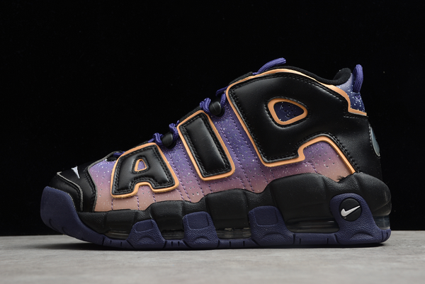 2020 Nike Air More Uptempo Dusk To Dawn Sale 553546-018