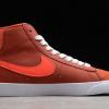 2020 Nike Blazer Mid 77 Mantra Orange Sale CZ4609-800-1