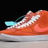 2020 Nike Blazer Mid 77 Mantra Orange Sale CZ4609-800-2