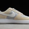 2020 Shop Nike Air Force 1 '07 Yellow/Grey-White AH0287-209-1