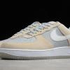 2020 Shop Nike Air Force 1 '07 Yellow/Grey-White AH0287-209-4