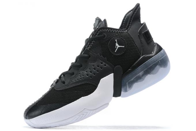 Buy Jordan React Elevation PF Black White Shoes