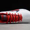 "New Nike KD 13 ""USA"" White/Obsidian/Sport Red Sneaker CI9948-101-2"