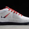 "New Nike KD 13 ""USA"" White/Obsidian/Sport Red Sneaker CI9948-101-4"