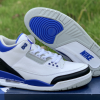 Buy Latest Fragment x Air Jordan 3 White/Royal Blue-Black DA3595-040-1