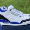 Buy Latest Fragment x Air Jordan 3 White/Royal Blue-Black DA3595-040-3