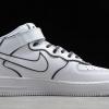 2020 Nike Air Force 1 '07 Mid White/Black-Chameleon To Buy 368732-810-1