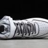 2020 Nike Air Force 1 '07 Mid White/Black-Chameleon To Buy 368732-810-3