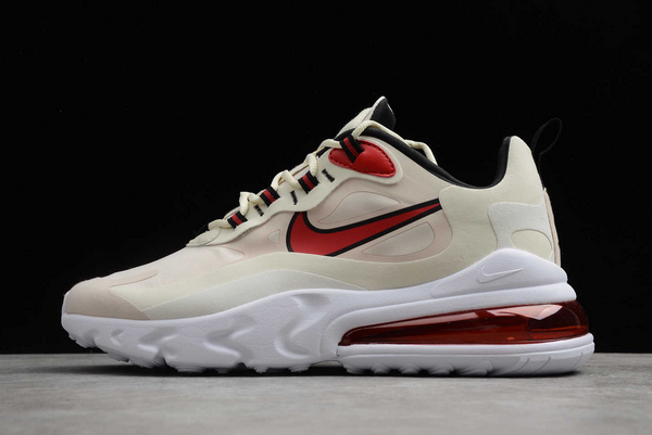 2020 Nike Air Max 270 React Light Orewood Brown Outlet Online CT1280-102