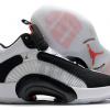 "Buy 2020 Air Jordan 35 ""DNA"" Black/White-Fire Red Shoes-1"