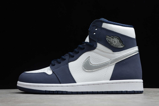 "Buy Air Jordan 1 High OG CO.JP ""Midnight Navy"" DC1788-100"