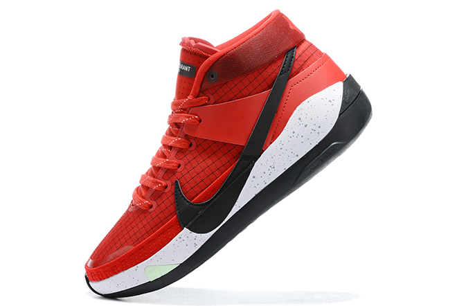 Buy Nike KD 13 University Red/Black-White Shoes