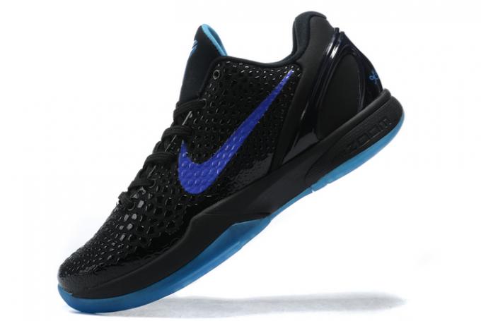 "Cheap Nike Kobe 6 Protro ""Flip The Switch"" Black/Royal Blue"