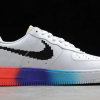 "Nike Air Force 1 '07 ""Have A Good Game"" White Iridescent To Buy 318155-113-1"