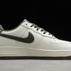 Nike Air Force 1 '07 LV8 White/Army Green-Black For Sale-1