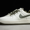 Nike Air Force 1 '07 LV8 White/Army Green-Black For Sale-2
