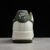 Nike Air Force 1 '07 LV8 White/Army Green-Black For Sale-4