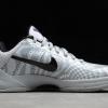 Nike Kobe 5 Protro DeMar DeRozan PE Wolf Grey/White-Black Sale CD4991-003-1