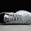 Nike Kobe 5 Protro DeMar DeRozan PE Wolf Grey/White-Black Sale CD4991-003-3