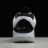 Nike Kobe 5 Protro DeMar DeRozan PE Wolf Grey/White-Black Sale CD4991-003-4