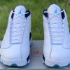 Releases Air Jordan 13 Dark Powder Blue 414571-144 Shoes For Men-1