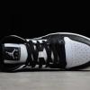 "2020 Air Jordan 1 Mid ""White Shadow"" Black/Medium Grey-White Outlet Sale 554724-073-3"