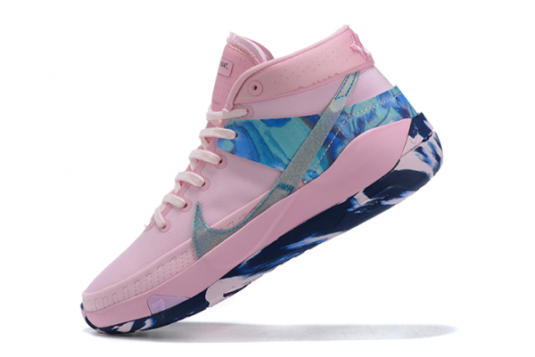 2020 High Quality Kevin Durant's Nike KD 13 Aunt Pearl Sneakers DC0011-600