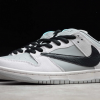 2020 Nike SB Dunk Low Pro Grey/Black New Sale BQ6817-101-2