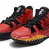 2021 Nike Kyrie 7 University Red/Black-Gold For Cheap-1